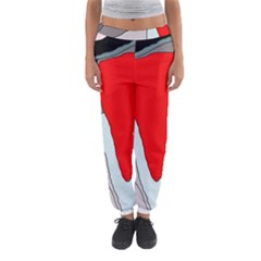 Colorful Abstraction Women s Jogger Sweatpants by Valentinaart