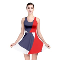 Beautiful Abstraction Reversible Skater Dress