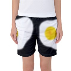 Egg Women s Basketball Shorts by Valentinaart
