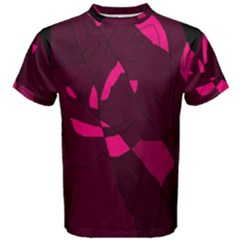 Abstract design Men s Cotton Tee