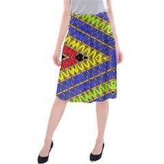 Listen Close Midi Beach Skirt by MRTACPANS