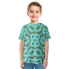 Fake Sky Night Kid s Sport Mesh Tee