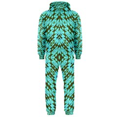 FAKE SKY NIGHT Hooded Jumpsuit (Men)  by MRTACPANS