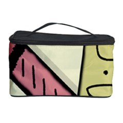 Decorative Abstraction Cosmetic Storage Case by Valentinaart