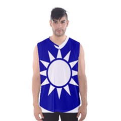 Taiwan National Emblem  Men s Basketball Tank Top by abbeyz71