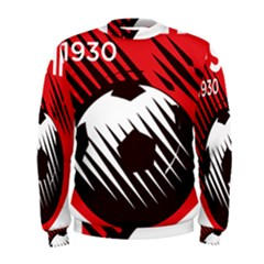 Crest Of The Albanian National Football Team Men s Sweatshirt