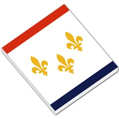 Flag Of New Orleans  Small Memo Pads