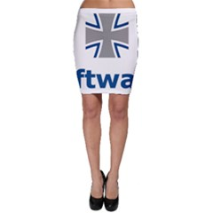 Luftwaffe Bodycon Skirt