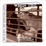 Wagon Trails in Hubbard, Ohio - 8x8 Photo Book (30 pages)