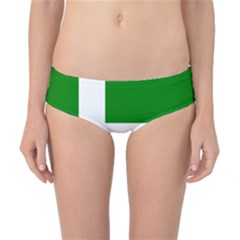 Flag Of Puerto Rican Independence Party Classic Bikini Bottoms