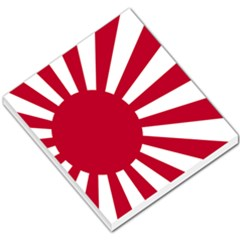 Ensign Of The Imperial Japanese Navy And The Japan Maritime Self Defense Force Small Memo Pads by abbeyz71