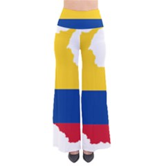 Flag Map Of Colombia Pants