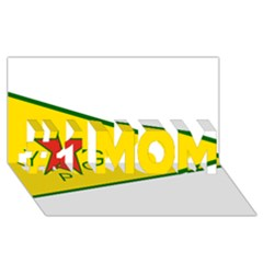 Flag Of The People s Protection Units #1 Mom 3d Greeting Cards (8x4) by abbeyz71