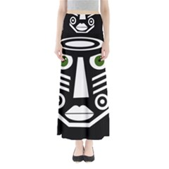 Mask Maxi Skirts by Valentinaart