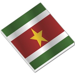 Flag Of Suriname Small Memo Pads