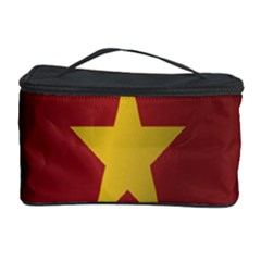 Flag Of Suriname Cosmetic Storage Case by artpics