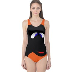 Black Sheep One Piece Swimsuit