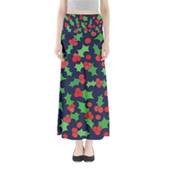 Holly Jolly Christmas Maxi Skirts