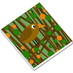 Brown Bird Small Memo Pads