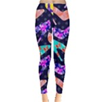 Colorful High Heels Pattern Leggings