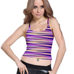 Abstract1 Spaghetti Strap Bra Top by olgart
