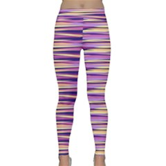 Abstract1 Copy Yoga Leggings  by olgart