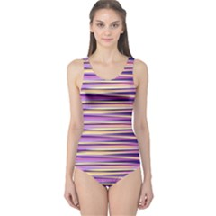 Abstract1 One Piece Swimsuit by olgart