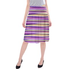 Abstract1 Midi Beach Skirt by olgart