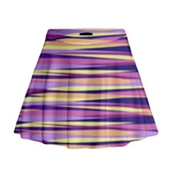 Abstract1 Mini Flare Skirt by olgart