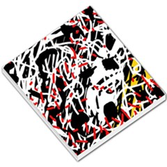 Colorful Chaos By Moma Small Memo Pads by Valentinaart