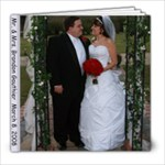 wedding gp1 - 8x8 Photo Book (30 pages)
