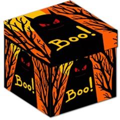Halloween Monster Storage Stool 12   by Valentinaart