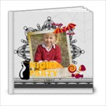 Halloween - 6x6 Photo Book (20 pages)