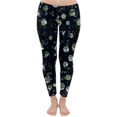 Green Soul  Winter Leggings