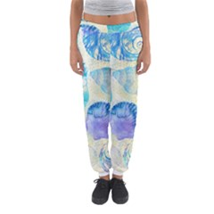 Seashells Women s Jogger Sweatpants