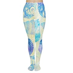 Seashells Tights by DanaeStudio