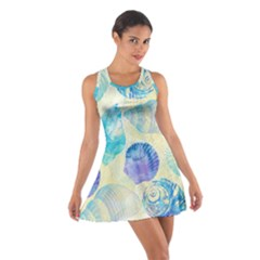 Seashells Cotton Racerback Dress