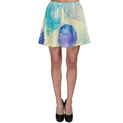 Seashells Skater Skirt