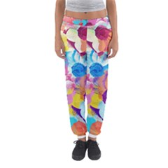 Anemones Women s Jogger Sweatpants