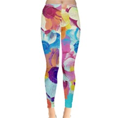 Anemones Leggings