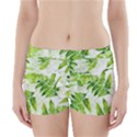 Fern Leaves Boyleg Bikini Wrap Bottoms View1