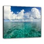 11_FotoSketcher Canvas 20  x 16  (Framed)