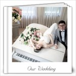Pre-Wedding Photo in Taiwan (W&J) - 12x12 Photo Book (20 pages)
