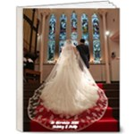 1010 Wedding Memories 01/02 - 8x10 Deluxe Photo Book (20 pages)