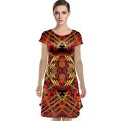 Bull Eteese N Gun Cap Sleeve Nightdress by MRTACPANS