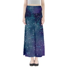 Constellations Women s Maxi Skirt
