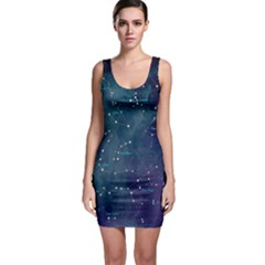 Constellations Bodycon Dress