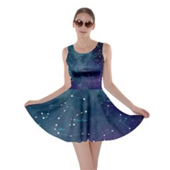 Constellations Skater Dress