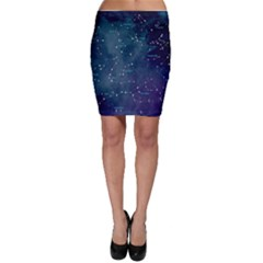 Constellations Bodycon Skirt