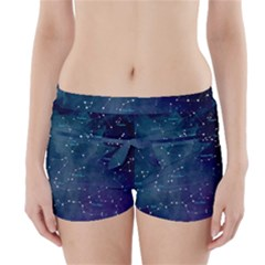 Constellations Boyleg Bikini Wrap Bottoms